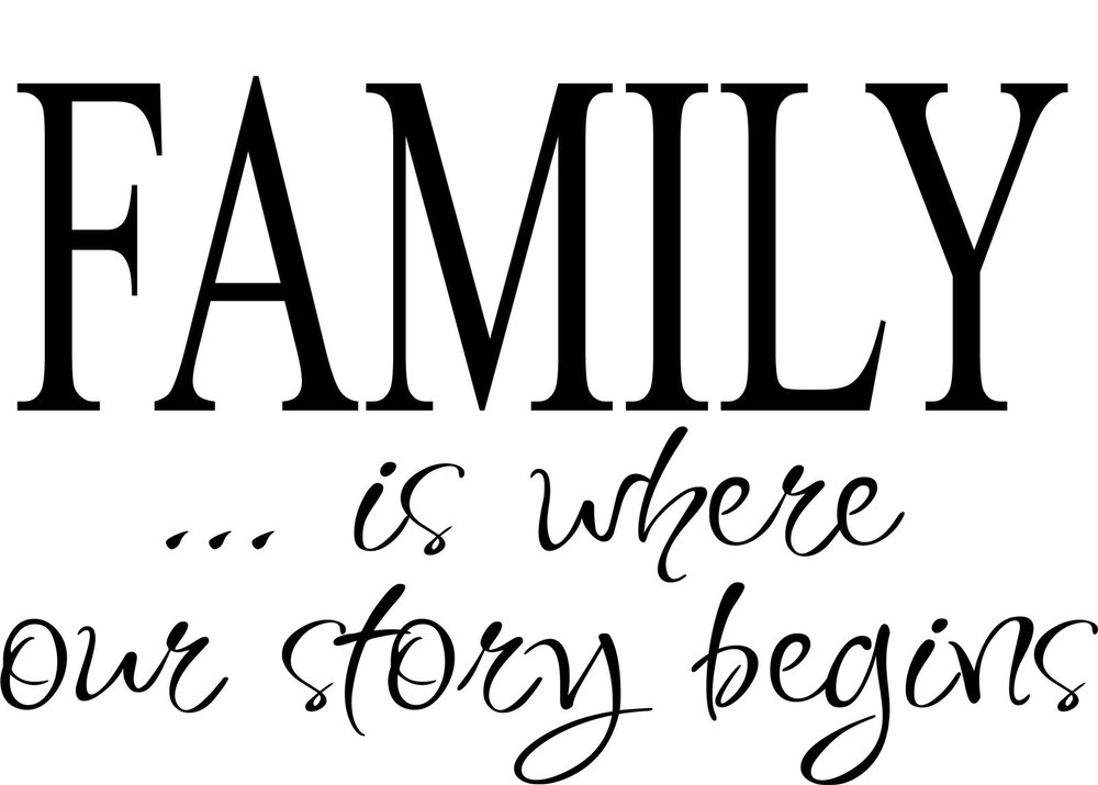FAMILY-is-where-our-font-b-story-b-font-vinyl-wall-decal-quote-sticker-decor-font